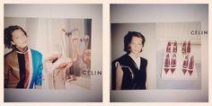 Céline's A/W 12-13 campaign starring Daria Werbowy : Harper's BAZAAR
