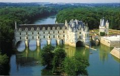 Been: Château de Chenonceau, Loire Valley, France (also known as ...