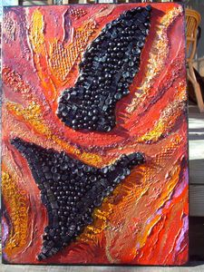 Goubet piton mador volcans pinterest ps - Peinture julien plastique ...