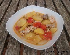 Pan, uvas y queso : Marmitako de bonito (tradicional o Crock-Pot)