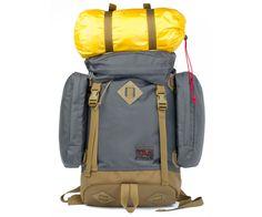 The Guide's Pack - Top-loading internal frame backpack - TOM BIHN