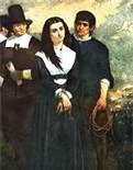 Salem Witch Trials - Is this Bridget?