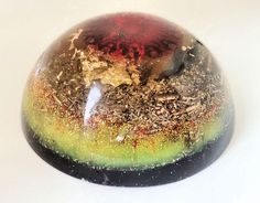 Just launched! Orgone Energy Healing Dome  -  EMF Protection  Yellow Agate  and Shungite - Solar Plexus Chakra- Grounding-  Meditation -  Reiki https://www.etsy.com/listing/530093854/orgone-energy-healing-dome-emf?utm_campaign=crowdfire&utm_content=crowdfire&utm_medium=social&utm_source=pinterest