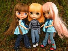 """IMG_7381...""""Once upon a time, there were three little girls......."""" by Lindy Dolldreams, via Flickr"""