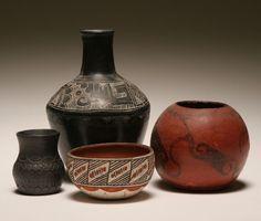 Native American bowls