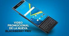 BlackBerry lanza 2 nuevos videos promocionales de Priv http://okandroid.net