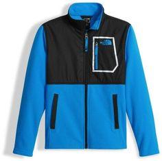 The North Face Boy's Glacier Track Jacket