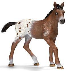 Schleich Appaloosa Foal www.minizoo.com.au