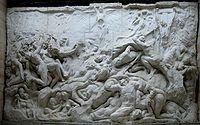 #LesXX member Jef Lambeaux (Belgian, 1852-1908), Temple of Human Passions, 1898