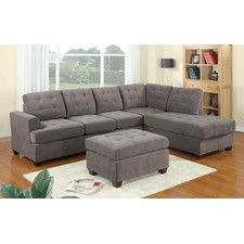Sectional Sofas | Wayfair