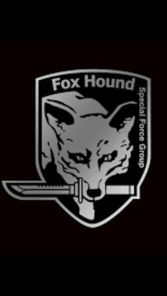 Fox hound logo