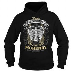 I Love  MCHENRY, MCHENRY T Shirt, MCHENRY Tee Shirts & Tees