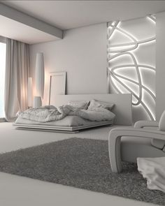 69 Easy And Elegant Bedroom Lamp Installation On Budget - Schlafzimmer Modern Bedroom Design, Modern Interior Design, Modern Elegant Bedroom, Eclectic Modern, Scandinavian Modern, Bedroom Designs, Bedroom Lamps, Bedroom Decor, Budget Bedroom