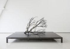 enskog: Rebecca Horn - Der Ast zentriert im Sonnengeflecht, 2014
