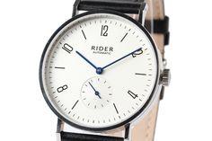 Rider GT&FQ M002 Automatic Bauhaus Style Watch