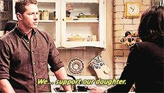 """""""We... support our daughter."""" David - 4 * 8 """"Smash the mirror - 1"""""""