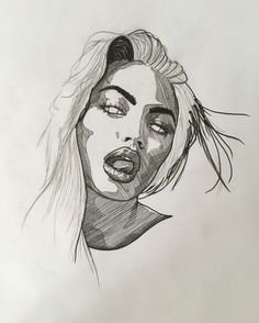 MXDVS // drawing of ginizzle by MXDVS