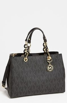 MICHAEL Michael Kors 'Cynthia - Medium' Satchel | Nordstrom - IF IT EVER GOES ON SALE