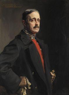 whendayisdone: Sir Robert Gresley, 1924  Philip...