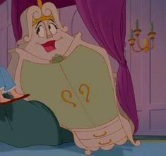 DISNEY PRINCESS CHALLENGE #27: Best Wardobe: the one in Beauty and the Beast, Literally!!