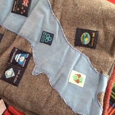 Scout blankets