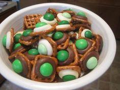 St. Patrick's Day Snacks | Main Street Mommy