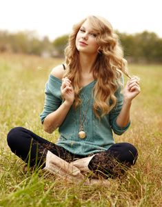 Taylor Swift! This girl has a song for everything, I just love her =)