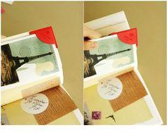 Vintage Leather Bookmark/ Nostalgic Europe Bookmark set/ Book marks/ Korean Novelty Stationery