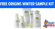 FREE Winter sample kit from Origins