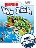 Rapala: We Fish — PRE-Owned - Nintendo Wii, 047875759459