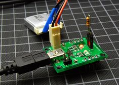 LiPoly charging with Electronics Mini Projects, Electrical Projects, Diy Electronics, Electrical Engineering, Robotics Projects, Engineering Projects, Pic Microcontroller, Electronic Schematics, Healthy Work Snacks