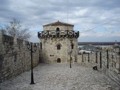 Belgrade Fortress, Kalemegdan Park - on the confluence of the rivers Sava and Danube - dates back to the 3rd century BC.