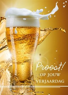 Kaarten - verjaardag man - classics m Happy Birthday Man, Birthday Wishes For Friend, Happy Birthday Pictures, Happy Birthday Quotes, Happy Birthday Greetings, Birthday Images, Radler Bier, Bohemian Birthday Party, Happy Aniversary