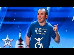 Lost Voice Guy has the audience ROARING with hilarious and unique comedy routine Britain's Got Talent, Talent Show, Lost Voice, The Voice, Bgt Auditions, Comedy Scenes, Trending Videos, Hilarious, Funny