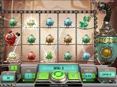 Automaty do gry Eggomatic - Eggomatic to nowa gra online z 5 grami i 20 liniami. Ma unikalny temat, którego nigdzie więcej nie zobaczysz. #JednorekiBandyta #AutomatyDoGry #SlotoweGry #Jackpot #Eggomatic - http://www.polskie-kasyno-internetowe.com/gry/automaty-do-gry-eggomatic