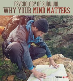 The Psychology of Survival: Why Your Mind Matters Most //