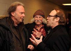 Neil Young, David Crosby & Stephen Stills