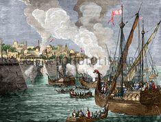 In 1453, an invading Ottoman army led by Sultan Mehmed II besieged and conquered Constantinople, capital of Byzantium. The defeat of the army of Constantine XI marked the final end of the Roman Empire. Though both the besiegers and the besieged used conventional incendiary weapons based on Greek Fire, this conflict is notable in that the Ottomans introduced a super-large siege-cannon that used gunpowder to destroy the walls of the city with missiles.