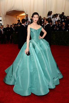 Met Gala 2014 Red Carpet Dresses - Best Red Carpet Fashion Met Ball 2014 - Harper's BAZAAR