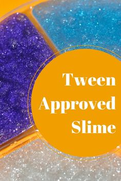 My Tween wanted to make some gooey slime, here is her favorite recipe!