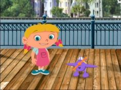 DISNEY LITTLE EINSTEINS - Annie and the Little Toy Plane