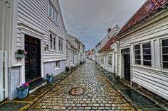 Old Stavanget. Photo By Boyfriend