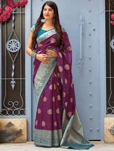 Order Soft Silk Sarees Online via Whatsapp on Our fashion magazine personal shoppers helps you get the stylish look for you. Latest Soft Silk Sarees Online Now Anarkali, Lehenga, Soft Silk Sarees, Silk Sarees Online, Varanasi, Traditional Sarees, Saree Wedding, Bridal Sarees, Ethnic Fashion