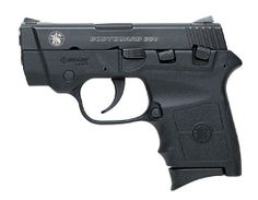 Smith and Wesson Bodyguard 380 Pistol, W/Laser, Black $399.99