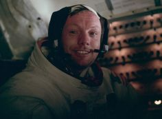 On July astronauts aboard NASA's Apollo 11 lander became the first human beings to set foot on another world. Neil Armstrong, Apollo 11, Rare Historical Photos, History Major, One Small Step, Space Race, Man On The Moon, Very Happy Birthday, First Humans