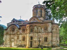 Manastir Ljubostinja Ljubostinja Monastery
