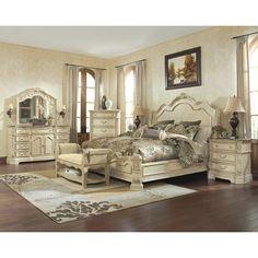 InRoom Designs Sleigh Customizable Bedroom Set & Reviews | Wayfair