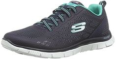 Skechers Womens Flex Appeal Arctic Chill Training ShoeNavyAquaUS 6 M -- Check out this great product.(This is an Amazon affiliate link and I receive a commission for the sales)