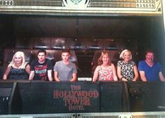Liam and his family