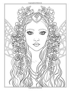 AmazonSmile: Fairy Magic - Whimsical Fantasy Coloring Book (Fantasy Colouring by Selina) (Volume 14) (9780648026945): Selina Fenech: Books